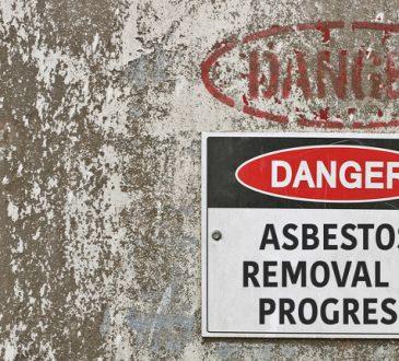 Interventi di bonifica di edifici pubblici contaminati da amianto