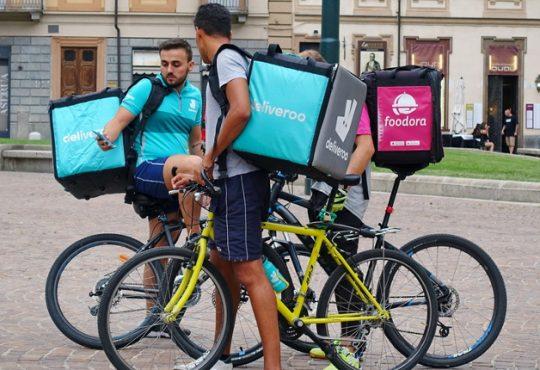 Gig Economy: tavolo di incontro tra riders e aziende
