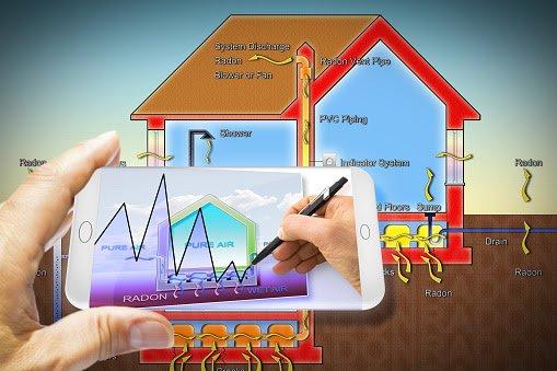 Rischio Radon negli Edifici: monitorare e intervenire con poche e semplici opere edili