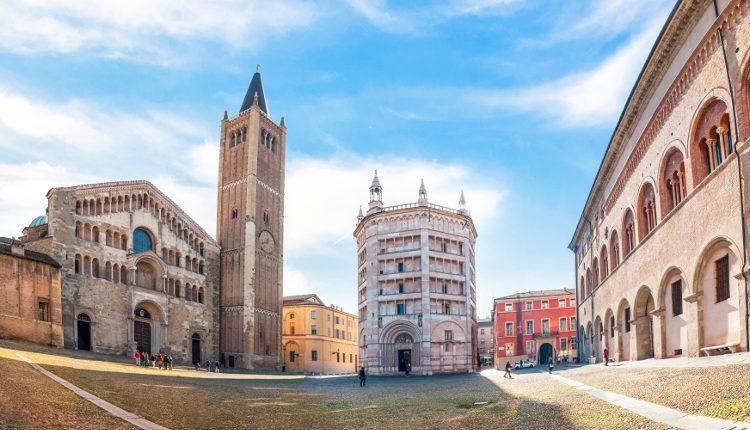 Geometri Parma premiati per il grande lavoro svolto per il sisma 2016