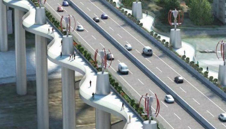 ponte-genova-cappochin-renzo-piano-ricostruzione-riqualificazione-areaprogetto parallelo di Giorgio De Cani