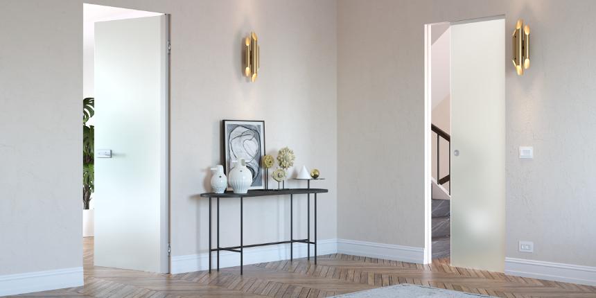 Migliorare comfort, qualità ed estetica con le porte in vetro 3