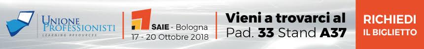 Biglietto Omaggio Saie 2018 Unione Professionisti