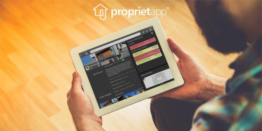 Scopri come entrare nel mondo del property management con la App Proprietapp