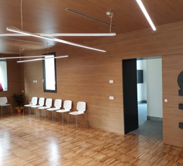 Wavin Italia è stata protagonista della ristrutturazione della Casa della Musica di Sondrio, con la realizzazione di un nuovo impianto di riscaldamento con pannelli radianti a soffitto e sistema per il trattamento dell'aria.