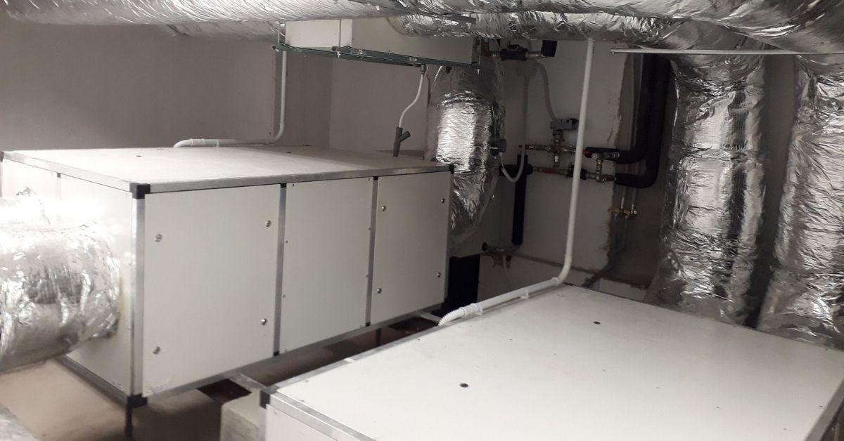 Wavin Italia è stata protagonista della ristrutturazione della Casa della Musica di Sondrio, con la realizzazione di un nuovo impianto di riscaldamento con pannelli radianti a soffitto e sistema per il trattamento dell'aria 1