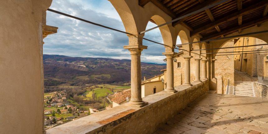 Accordo regione Umbria - collegio geometri: stage servizio rischio sismico