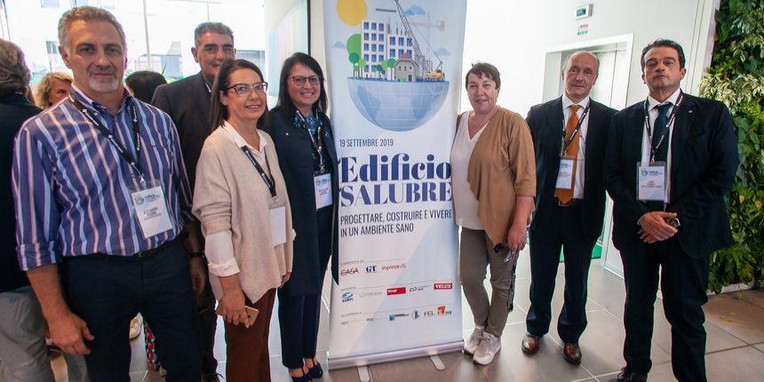 L'edificio salubre è una questione di salute - un articolo di Alida Ferreri