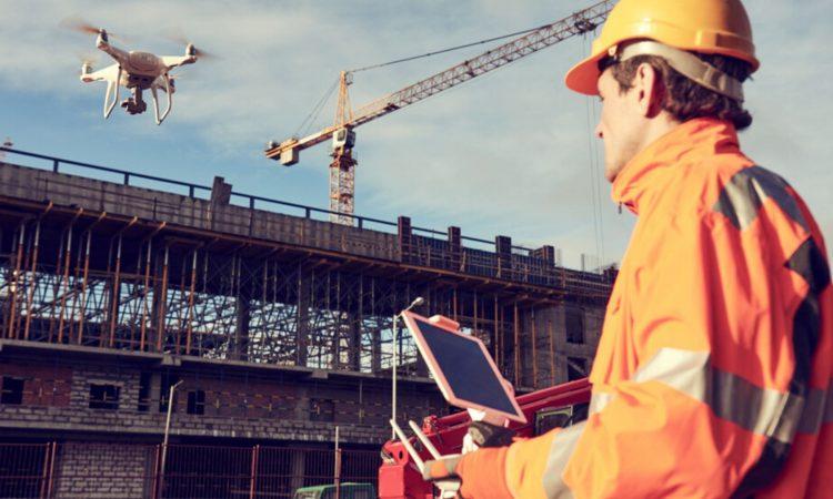 Webinar gratuito uso dei Droni professionali in edilizia