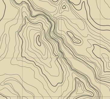 A che cosa serve una mappa topografica?