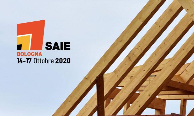 Nuove date per il SAIE Bologna. 14 – 17 Ottobre 2020