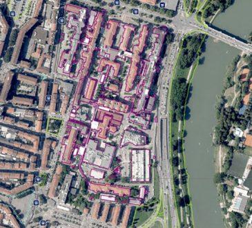 Combattere il coronavirus con la Cartografia satellitare