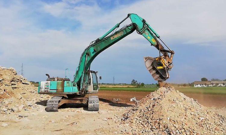 Mb Crusher: soluzioni per il riciclaggio dei materiali da demolizione