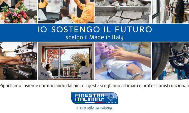Io sostengo il Futuro: scelgo il Made In Italy