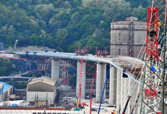 Il ruolo dei geometri nella ricostruzione del Ponte di Genova