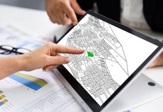 Consultazione Mappe catastali: nuovi servzii Agenzia delle Entrate
