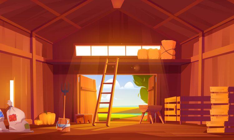 Come costruire un soppalco per un capannone agricolo