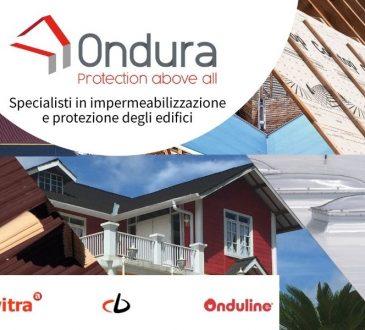 Onduline entra a far parte del nuovo gruppo industriale Ondura