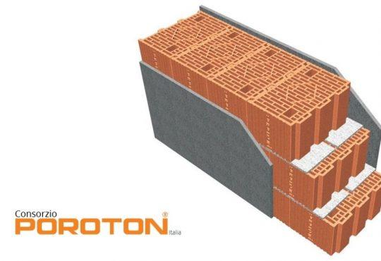Superbonus 110%: soluzioni POROTON® per murature senza cappotto